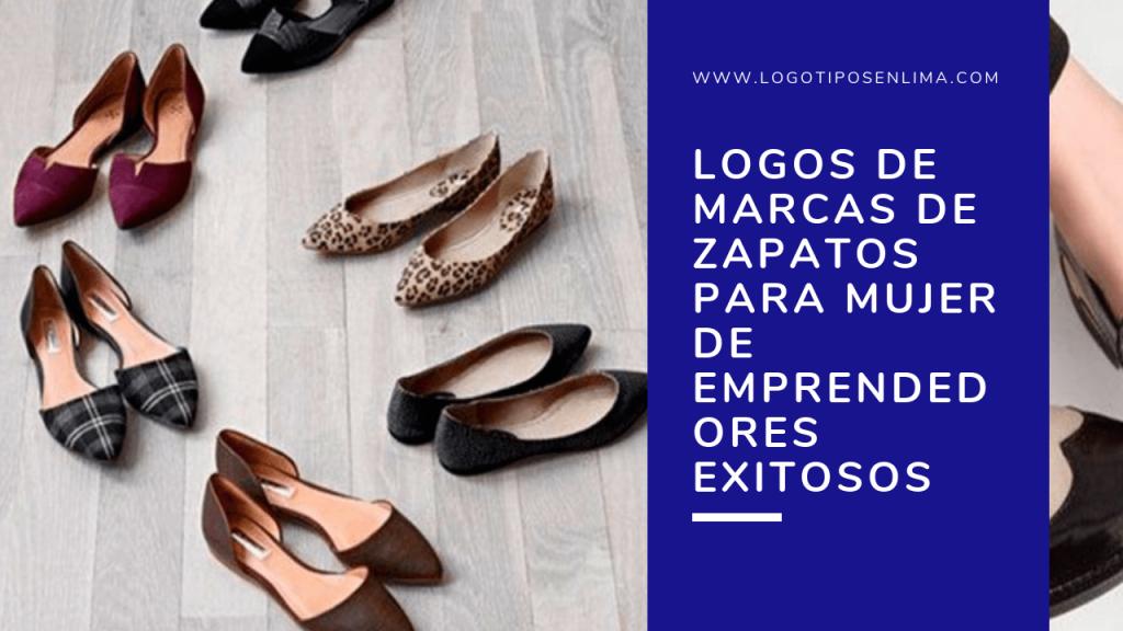 De Zapatos Emprendedores Logos Mujer Para Exitosos Marcas EwqUnqdf08