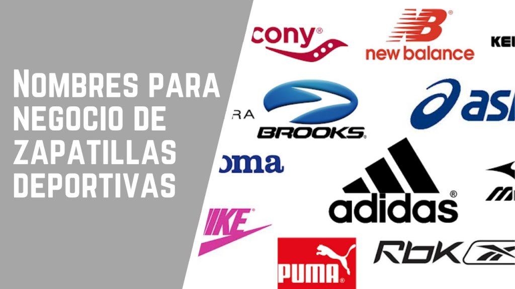 7dd8855f Nombres para negocio de zapatillas deportivas » Logotipos en Lima
