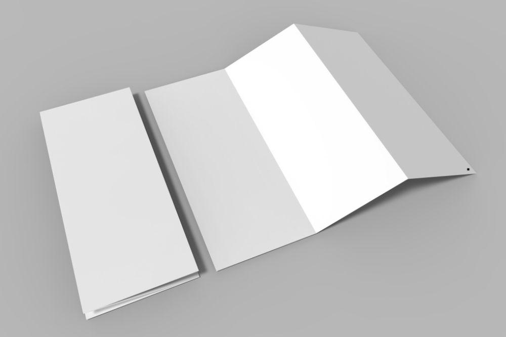 Diseño de brochure tríptico